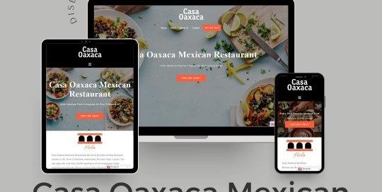 Casa Oaxaca Mexican Restaurant