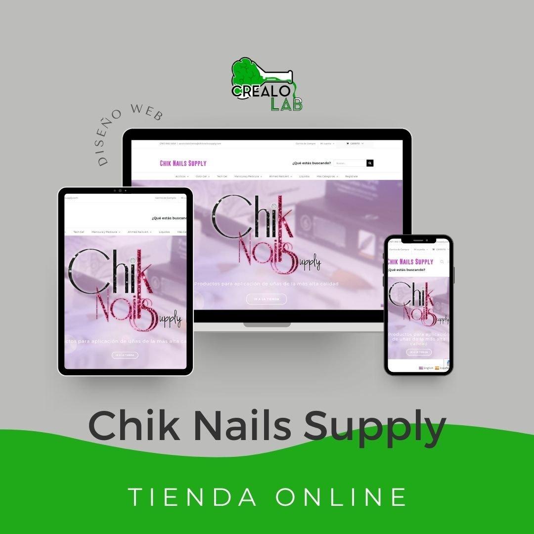 Chik Nails Supply