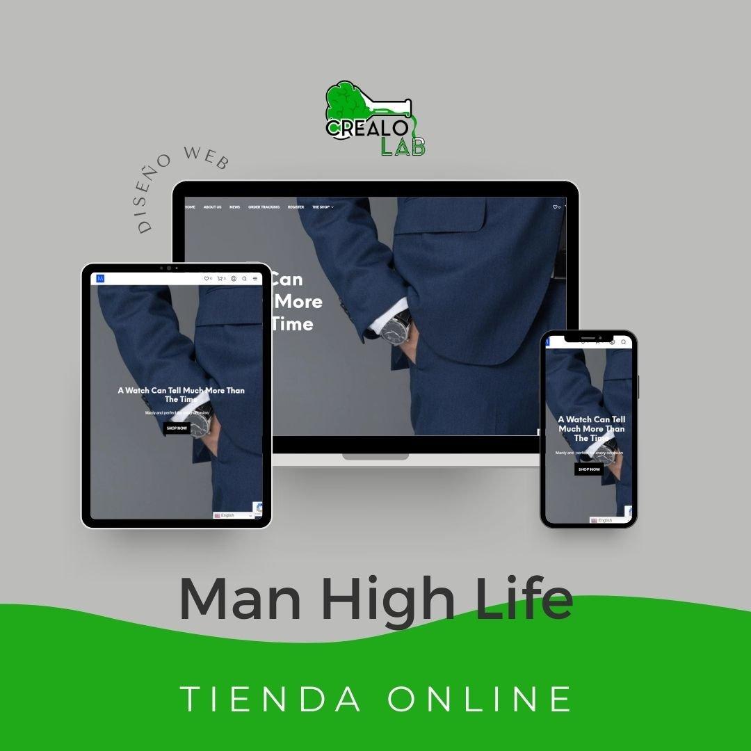 Man High Life
