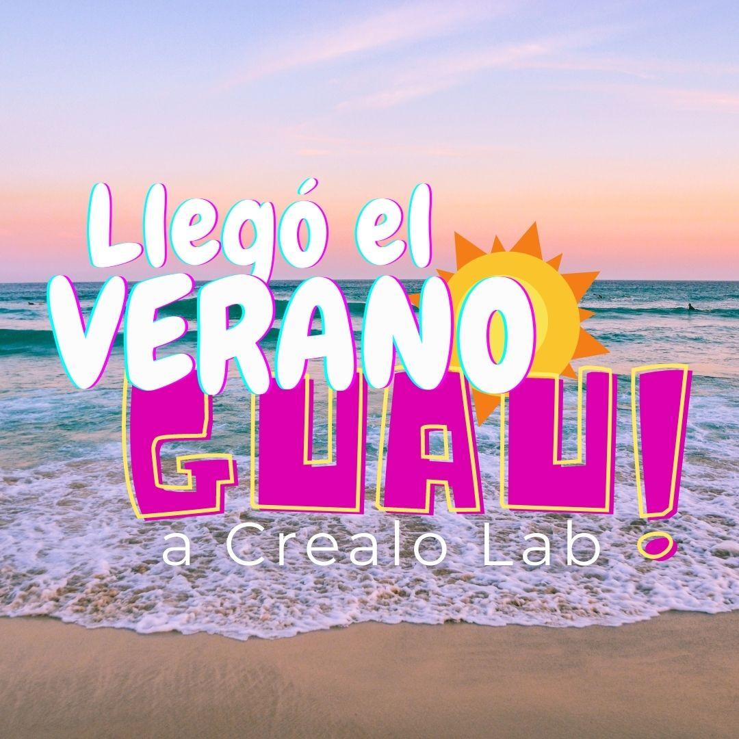 Llegó el Verano Guau a Crealo Lab