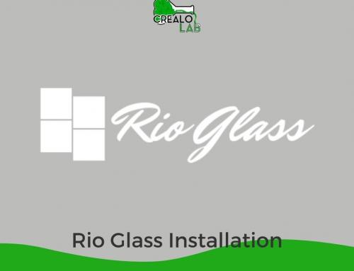 Rio Glass Installation